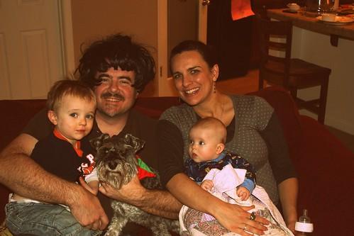December Family Shot