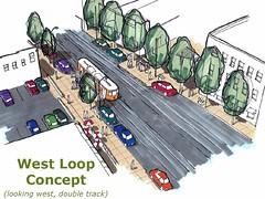 West Loop Concept