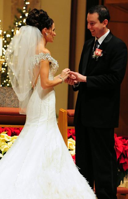 Recent nascar wedding