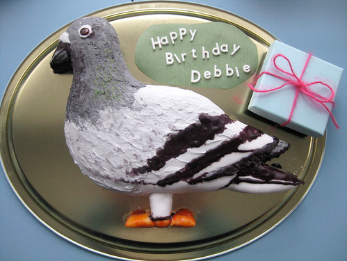 pigeon-cake