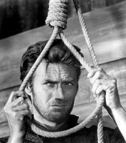 Clint Eastwood in the Sergio Leone Spaghetti Western The Good the Bad and the Ugly 1966