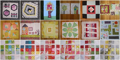 Bee Blocks in Review 2010 - Part 2