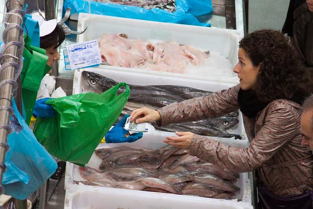 Mercado Pontevedra.