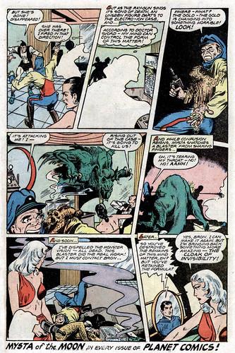 Planet Comics 53 - Mysta (March 1948) 07