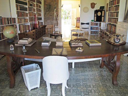 Hemingway's Finca la Vigía, Cuba