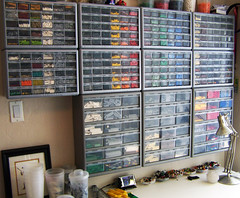 Drawers (Dave Shaddix) Tags: lego storage sorting timekiller