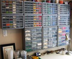 Drawers (Dave Shaddix) Tags: lego storage sorting timekiller