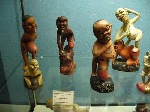 Еротски музеј: демони на плодноста