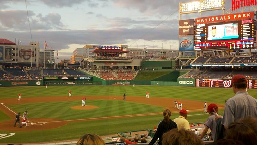 Nats Game, Sept 10