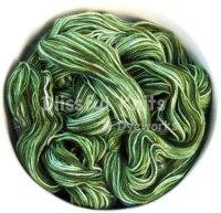 'Moss' on Eos SW Merino - Sock 4oz