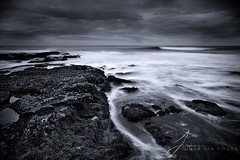Rain On My Parade (Jinna van Ringen) Tags: california longexposure sea beach nature water photoshop canon landscape photography eos ringen lajolla shore lee nd elusive van tutorial lightroom jorinde jinna leefilters elusivephoto elusivephotography 5dmarkii jorindevanringen jinnavanringen