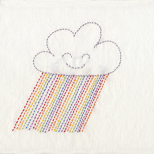 It's Raining Rainbows!