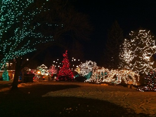 Peddler's Village Lights