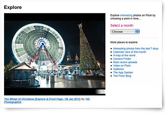 The Wheel of Christmas | Front Page Screenshot (HD Photographie) Tags: explorer front explore page hd fp frontpage herv dapremont hervdapremont