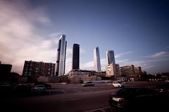 CTBA, Madrid (David L.) Tags: madrid espaa spain 110 nd 1740l canonef1740f4l nd110 cuatrotorresbusinessarea bwnd110 flickerianiticinesi 5dmarkii bwnd110filter