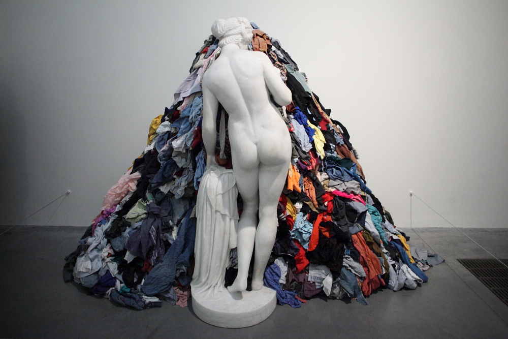 Michelangelo Pistoletto, Venus of the Rags, 1974, Tate Modern