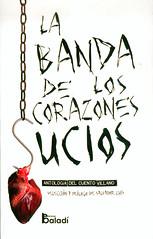 Salvador Luis (Ed), La banda de los corazones sucios