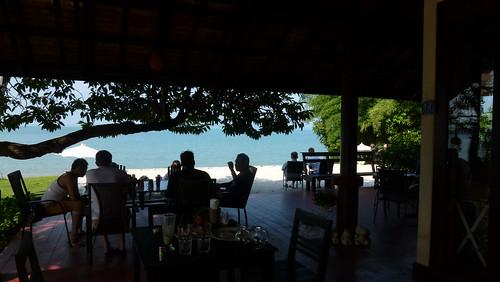 Koh samui Beachfront Cafe BAKUBUNG サムイ島カフェ(12)