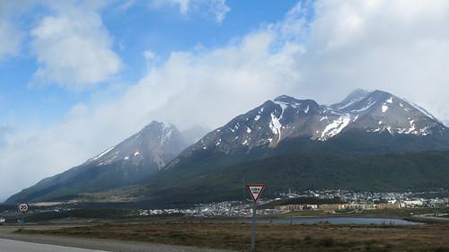 A Rainstorm - Ushuaia, Argentina
