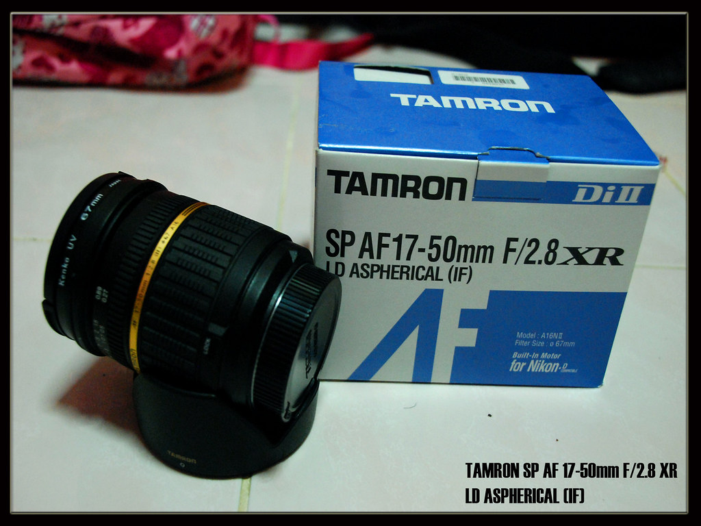 Mentalrabak By Akulensa Tamron Af 17 50mm F28 Xr Di Ii Ld For Canon Sp F 28 Aspherical If Sale