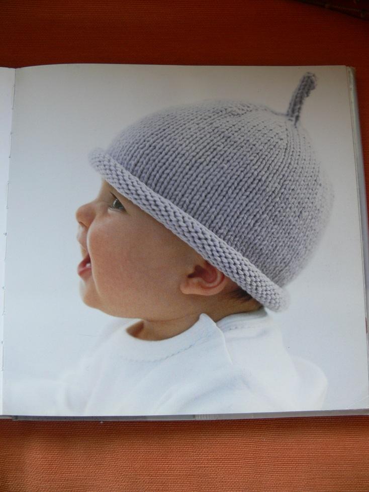 Stumbles   Stitches  Stem Hat for Baby 43e325582cf
