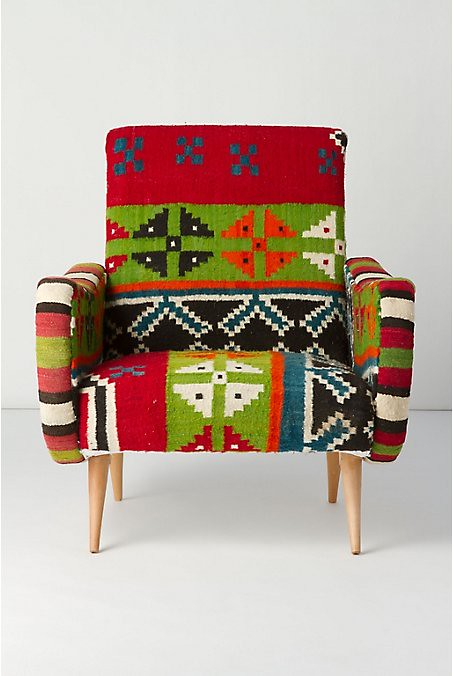 Anthro Berr Armchair
