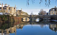 Town Bridge, Stamford. (uplandswolf) Tags: lincolnshire stamford