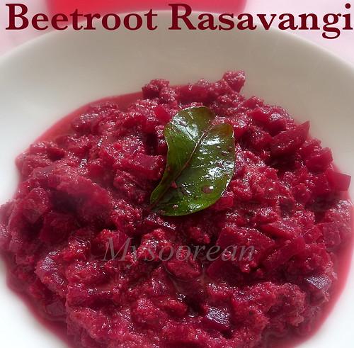 Beetroot Rasavangi