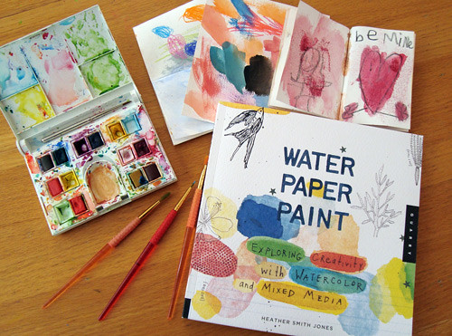 water-paper-paint