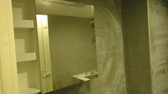 20110114-鏡櫃安裝完畢