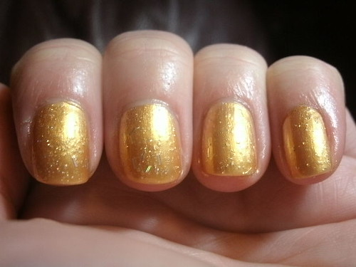 Sally Hansen Xtreme Wear Golden Child