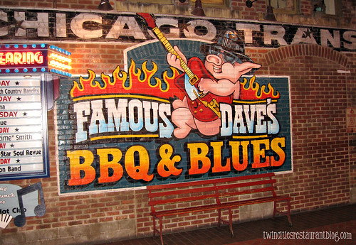 Famous Dave's BBQ & Blues ~ Minneapolis, MN