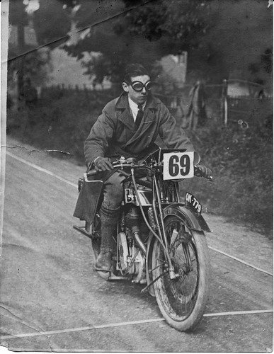 Sunbeam Motor Cycle 1923