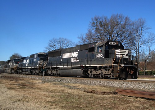 NS 350 at Cary, NC