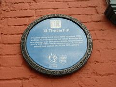 Photo of Blue plaque number 5482