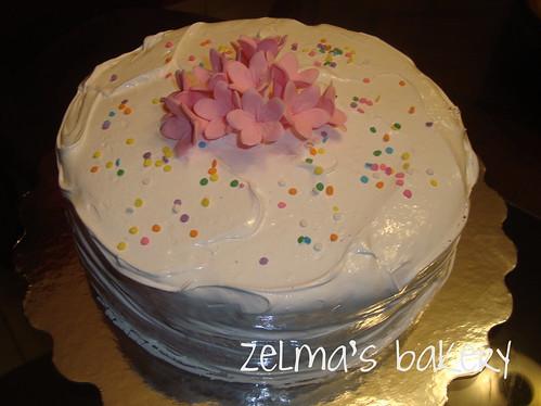 Italian Amaretto Cake