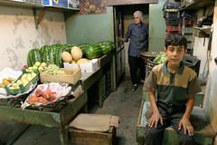 aleppo 2 (zouhair ghazzal) Tags: fruits kids children hands market syria bazaar aleppo