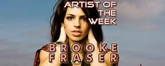 VidZone - Artist Of The Week: Brooke Fraser
