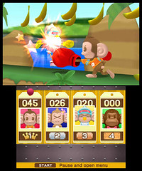 Super Monkey Ball 3D - Fight