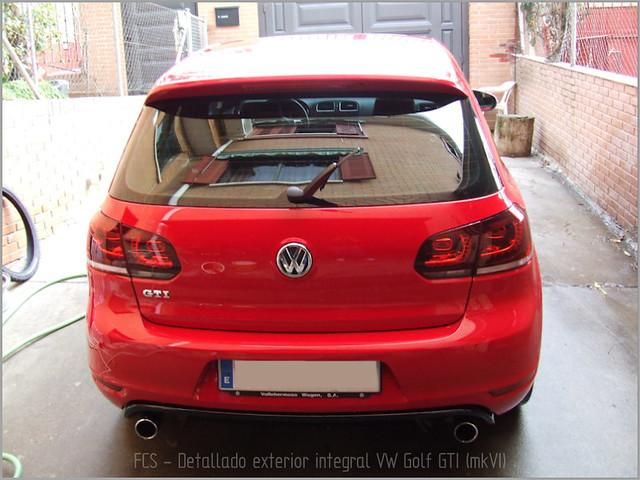 Detallado exterior VW Golf GTI mkVI-43