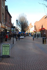 Around Retford town 21 Jan '11 Beautiful day #...