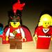 9349 Fairytale and Historic Minifigure Set