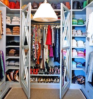 domino closet