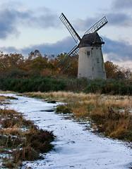 Bidston Windmill Redux (Matt Lunt) Tags: windmill wirral bidstonhill bidstonwindmill