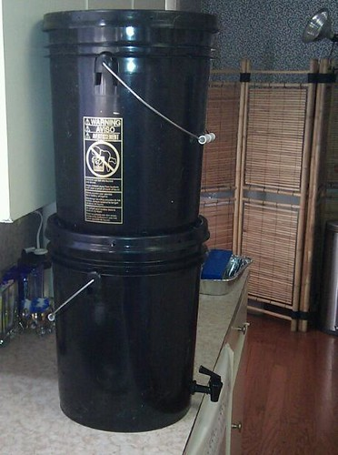 Project Completed Diy Berkey Water Filter Another Word