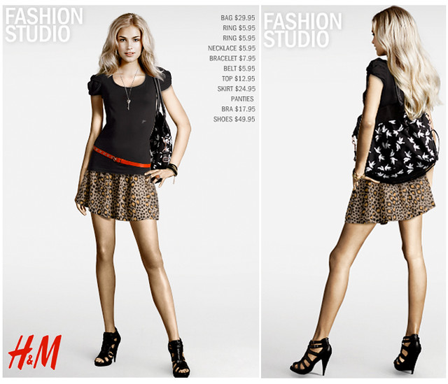 h&m fashion studio