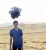 (brianoldham) Tags: boy portrait cloud wet rain self bright