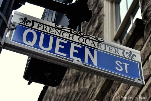 Queen St.