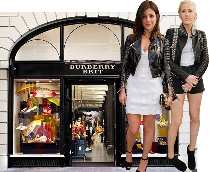 BurberryBritstoreopening