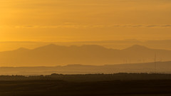 Isle of Arran - Sunset (dalejckelly) Tags: canon nature scotland scottish autumn sunset golden hour landsape island west coast outdoor